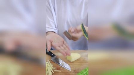 老婆切菜总是切到手,我就买了这个防切手