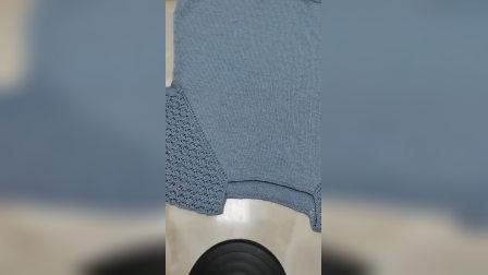 简简单易学的的抽插肩肩毛毛衣织织法