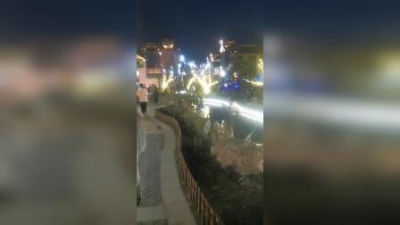芜湖松鼠小镇夜景