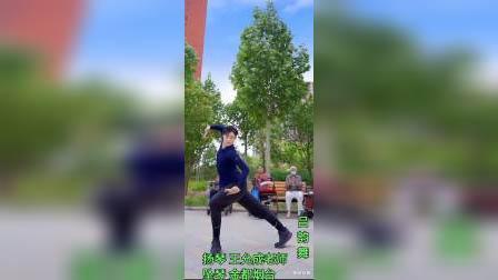 吕剧选段舞蹈短视频~扬琴王允成.坠琴金都烟台