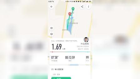 【YY晨跑3】第104天 2021-06-14 签到