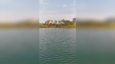 芜湖叮棠公园景色