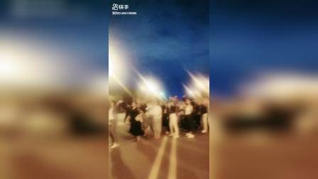 长安西北花卉路纳凉广场2021之夏