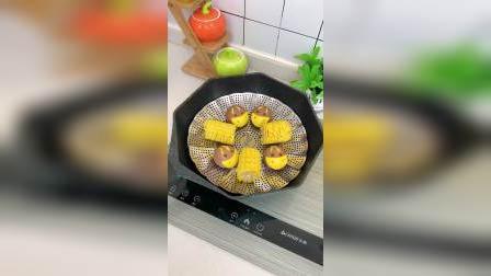 厨房的不锈钢蒸笼,家里大锅小锅都能用