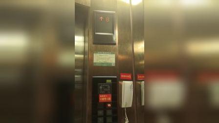某酒店的三菱GPS系列电梯