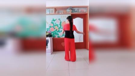 天衢乾城社区最新广场舞《想你想你》