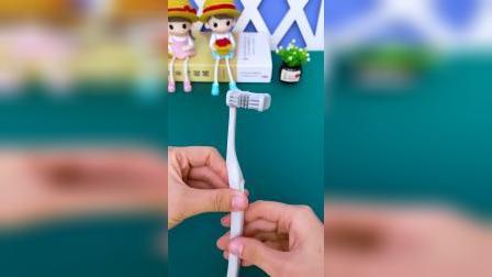 这货居然是牙刷!??完全颠覆了我对牙刷的认知!