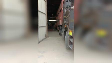 水泥厂脱硝设备发货