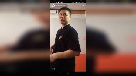 曹老师教学陈氏太极拳老架一路《纠错》