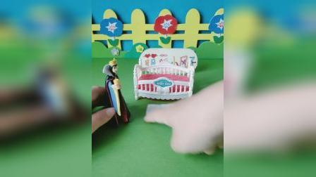 益智玩具:王后找到了白雪的日记本