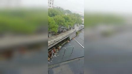 2021/8/3无锡下雨了