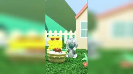 开心乐园餐猫和老鼠系列