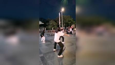 zhanghongaaa摄制,背面舞蹈,精选
