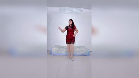 旗袍舞来一段