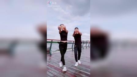 濮阳微笑网络剪辑之走步舞健身操2021/10/24