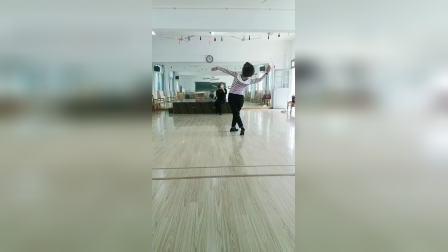 练习唐雅东老师蒙古族舞蹈《游牧时光》背面完整版。