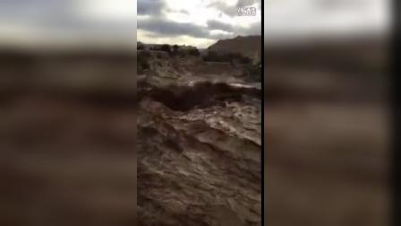 可怕的泥石流