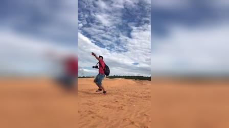 美奈红沙漠