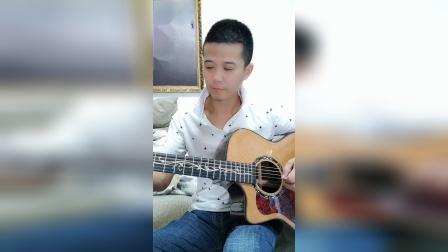 郭咚咚《天气预报》朱丽叶指弹吉他弹唱