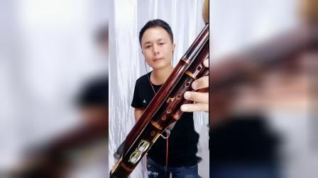 《爱情一阵风》詹永生  闽南语歌曲  大葫芦丝吹奏;