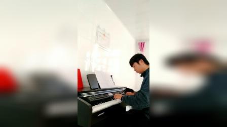 美得理DP369s电钢琴演奏《喜洋洋》郭振伟演奏