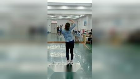 市推广舞蹈演示