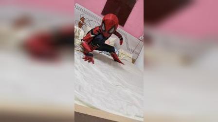蜘蛛侠儿子