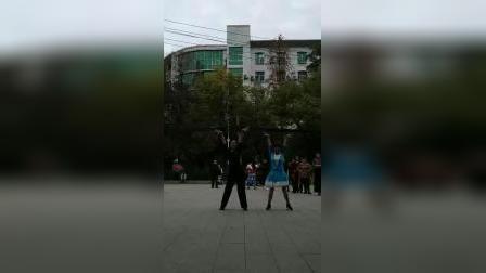 小王子A套吉特巴 街心公园张老师熊老师 表演