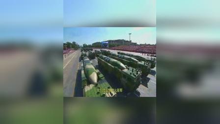 国之利剑,威震苍穹,中国东风洲际导弹!