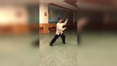 传统杨式28式太极拳