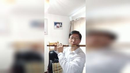 庆缘笛林笛子学员独奏视频----演奏X0001《凤凰楼》