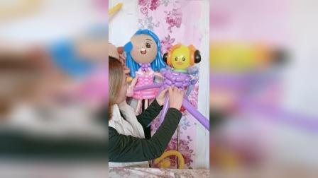 中型女娃娃教程3-3