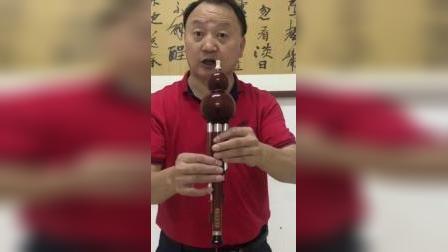 葫芦丝零基础入门教学(1)