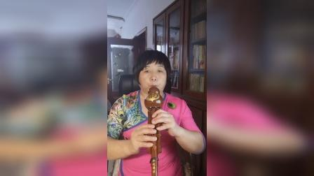 跟飞乐刘迪老师学吹葫芦丝《婚誓》