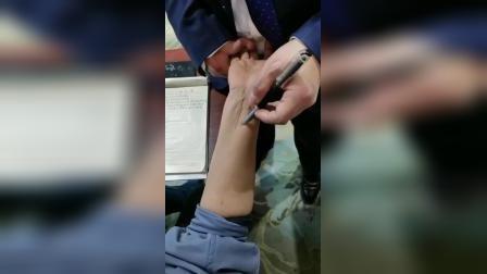 叶颖华 | 拇指-板肌指