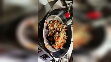 自動炒菜機轉鍋式
