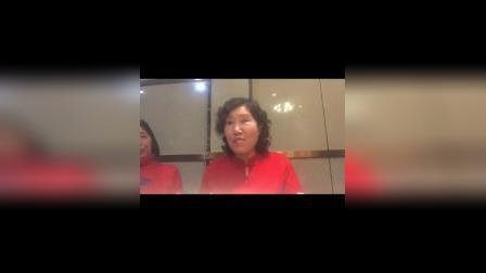 十月玫瑰(🌹红色连衣裙红色礼帽)2019年12月30号晚十(月玫瑰舞蹈队)辞旧迎新欢聚一堂共进晚餐照片视频