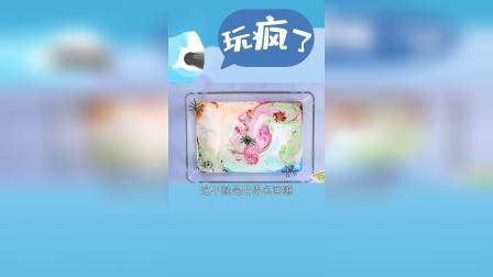 科学实验彩色牛奶画.mp4