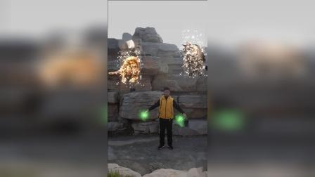 AE特效视频动画制作召唤神兽