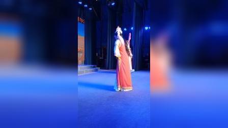 临海华众越剧团《洗马桥》片段 杨爱妮 邢九九