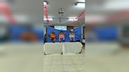 同学会小人舞