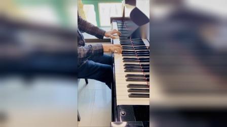 《柔如彩虹》钢琴即兴版