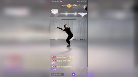 小影老师的古典舞:渡红尘(片段)