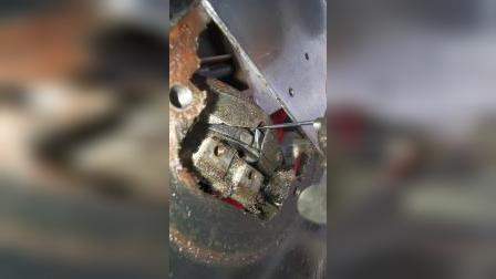 老式缝纫机摆梭的调整(详细超清版)