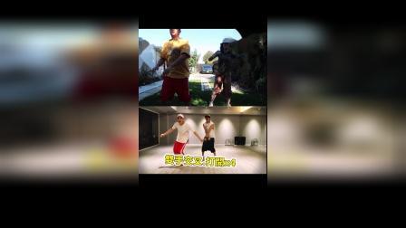 Workout During Lockdown | 10 Minutes Korean Dance MammaMia | Jack&Cindy 胡闹韩国舞