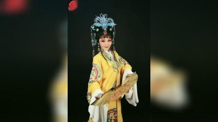 杨跃宗芗剧团唯美写真照