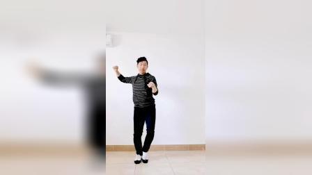 王亮老师第45节bachata直播课正面版