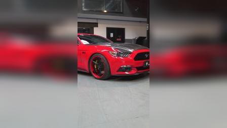 改装一辆车多少钱 - 美式肌肉福特六代野马