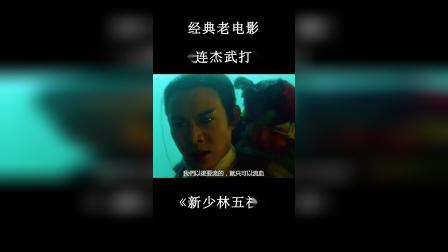 《新少林五祖》洪熙官遭兄弟偷袭,幸亏武艺高强,最后来个反杀