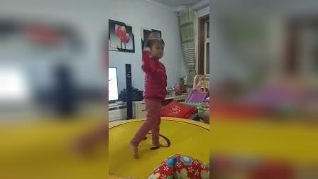 舞蹈大手牵小手1